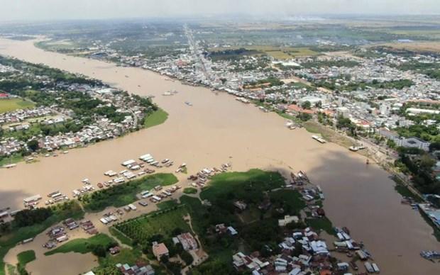 La cooperation s'accroit pour le developpement durable du bassin du Mekong hinh anh 1