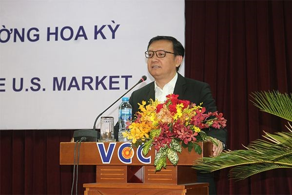 Le commerce vietnamo-americain atteint 55,3 mds de dollars en neuf mois hinh anh 1