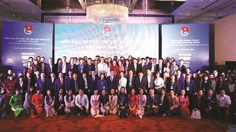 Les jeunes intellectuels œuvrent au developpement du pays hinh anh 1