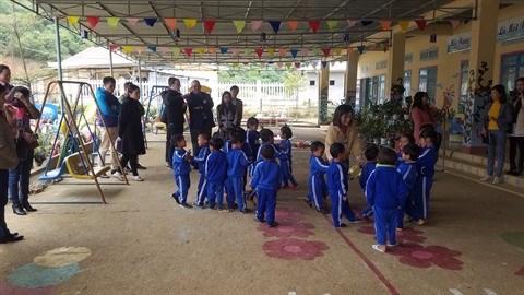 La Belgique poursuit ses aides pour la province de Kon Tum hinh anh 1