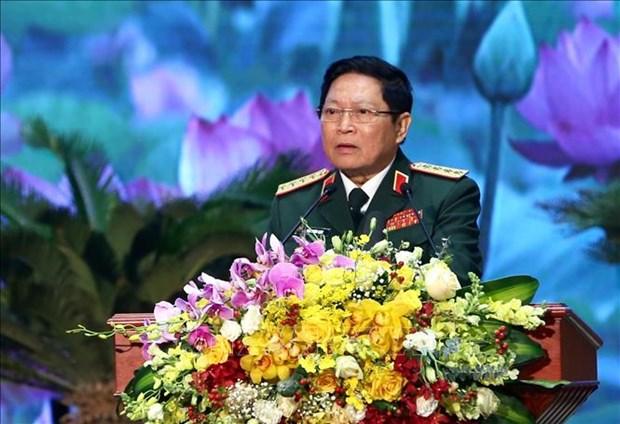 L'Armee populaire du Vietnam fete ses 75 ans a Hanoi hinh anh 1