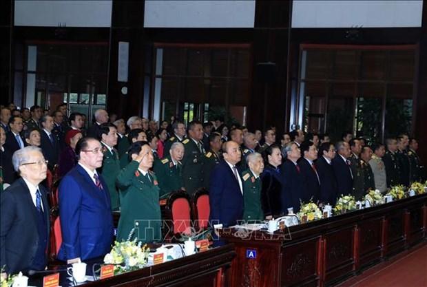 L'Armee populaire du Vietnam fete ses 75 ans a Hanoi hinh anh 2