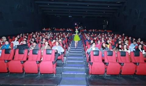 BHD Star Cineplex inaugure ses nouvelles salles de cinema a Hanoi hinh anh 2