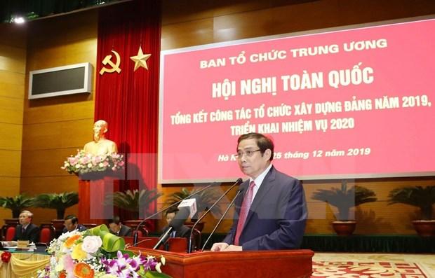 Le PCV admet plus de 143.000 nouveaux membres en 2019 hinh anh 1