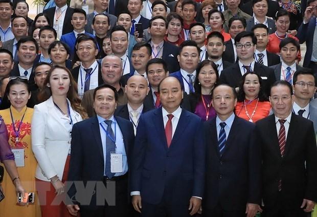 Le gouvernement creera des conditions plus favorables pour les PME hinh anh 1