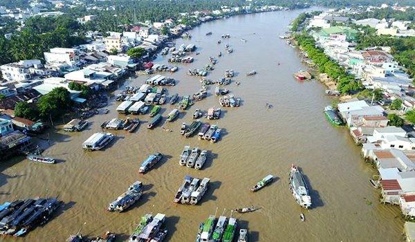 Renforcer la cooperation internationale dans la gestion des ressources en eau hinh anh 1