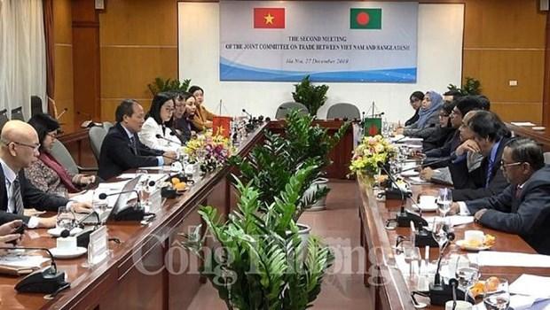 Renforcement des relations commerciales avec le Bangladesh hinh anh 1