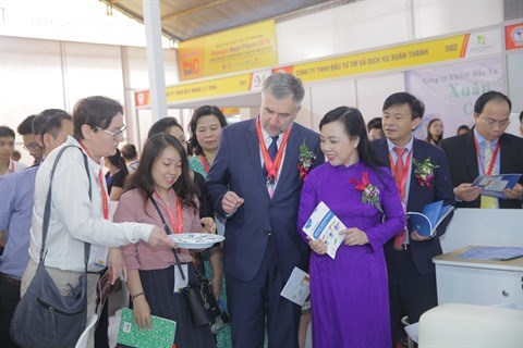 Rendez-vous en mai prochain pour l'exposition Vietnam Medi-Pharm 2020 hinh anh 1