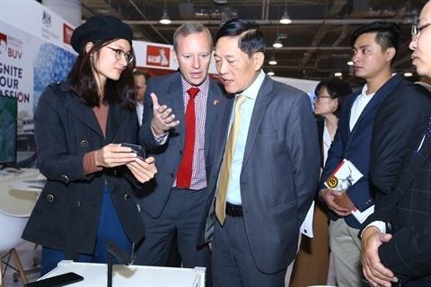 Les investisseurs etrangers s'interessent a l'ecosysteme de start-up vietnamien hinh anh 1