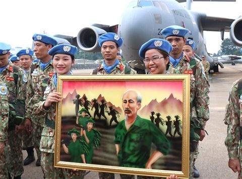 La diplomatie de defense contribue a rehausser la position nationale hinh anh 1