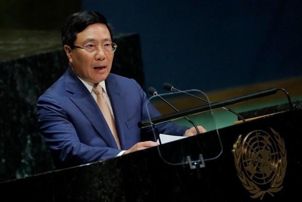Les acquis diplomatiques affirment la personnalite et l'esprit vietnamiens hinh anh 1