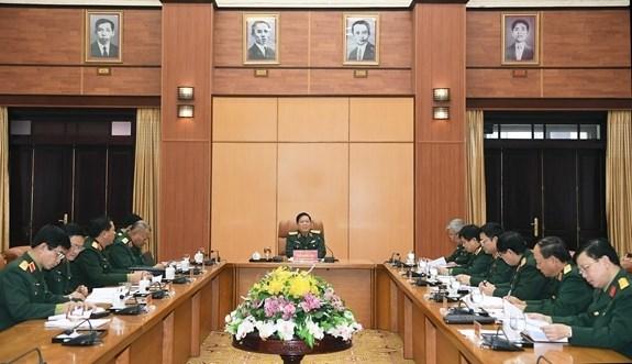 Defense : le Vietnam se prepare aux evenements de l'ASEAN en 2020 hinh anh 1
