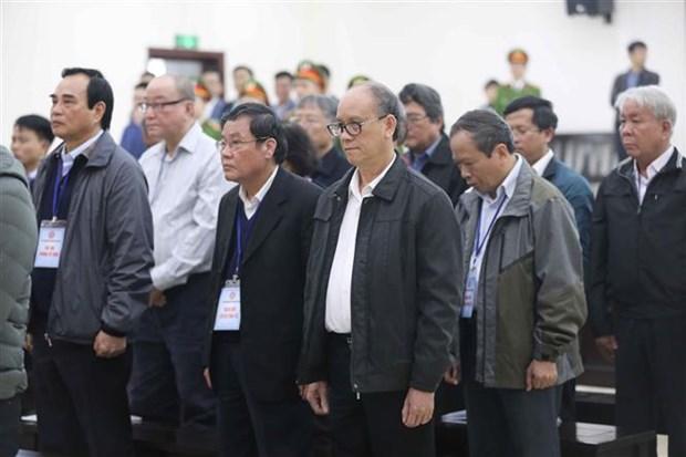 Deux anciens dirigeants de la ville de Da Nang devant la justice hinh anh 1