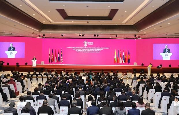 Le Vietnam s'efforce de promouvoir cinq priorites de l'ASEAN hinh anh 1