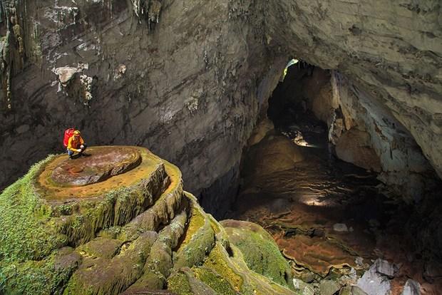 La grotte de Son Doong figure dans la liste de sept merveilles du monde en 2020 hinh anh 1