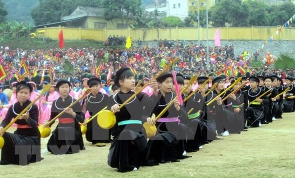 Le secteur de la culture, des sports et du tourisme termine l'annee en beaute hinh anh 1