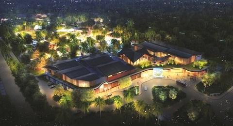 La premiere station thermale de luxe ouvrira ses portes a Ba Ria - Vung Tau hinh anh 1