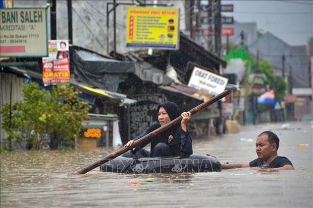 Le Vietnam envoie ses sympathies a l'Indonesie suite aux inondations hinh anh 1