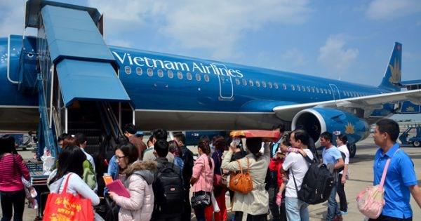 Vietnam Airlines augmentera ses frequences durant le Tet du Rat hinh anh 1