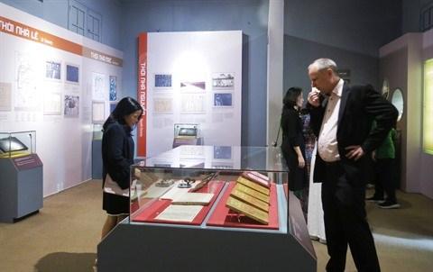 Promotion de valeurs des documents d'archives hinh anh 2