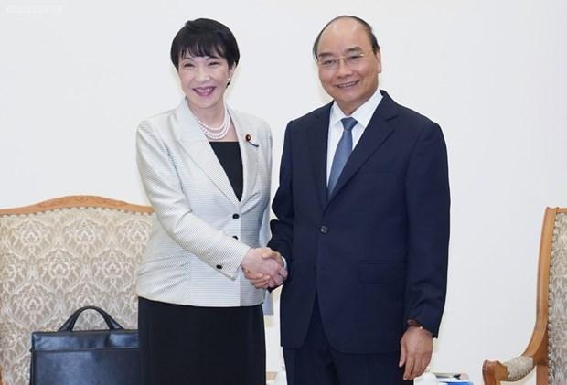 Le Vietnam veut cooperer avec le Japon sur l'e-gouvernement hinh anh 1