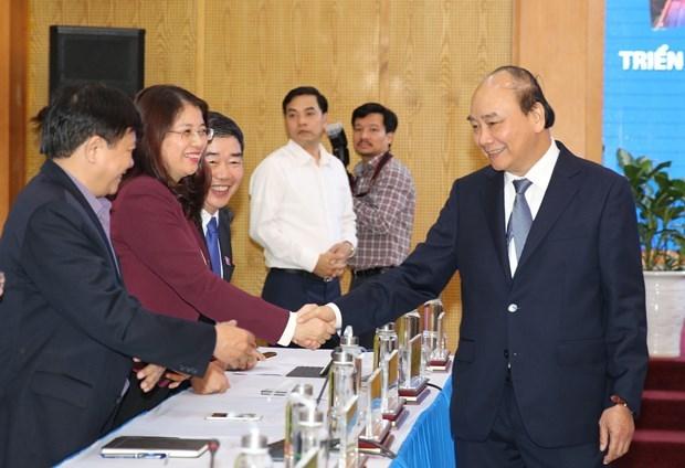 Le PM demande d'accelerer l'edification institutionnelle hinh anh 1