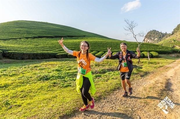 Vietnam Trail Marathon: Plus de 3.000 coureurs attendus a Moc Chau hinh anh 1