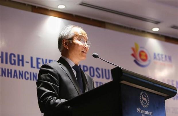 L'ASEAN veut accroitre le commerce et l'investissement intra-regionaux hinh anh 2