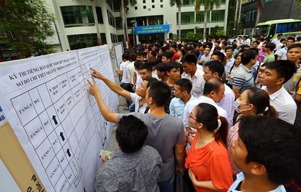 Le Vietnam prevoit d'envoyer 130.000 travailleurs a l'etranger hinh anh 1