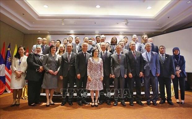 Renforcement des relations economiques au sein de l'ASEAN hinh anh 1