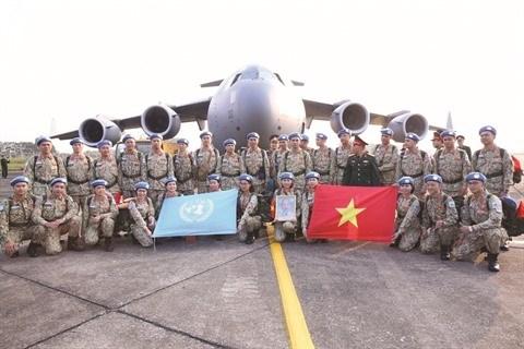 Le plaidoyer du Vietnam pour la paix en action hinh anh 1