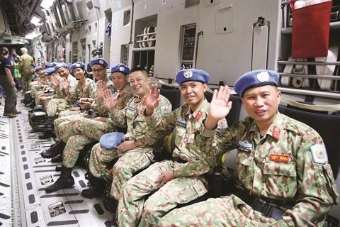 Le plaidoyer du Vietnam pour la paix en action hinh anh 2