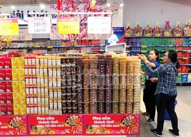 Les produits vietnamiens s'imposent sur le marche du Tet 2020 hinh anh 1