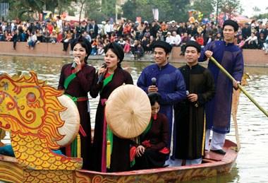 Bientot la Semaine culturelle et touristique de Bac Ninh - Hanoi hinh anh 1