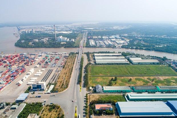 2020: Opportunites de developpement l'immobilier industriel hinh anh 1