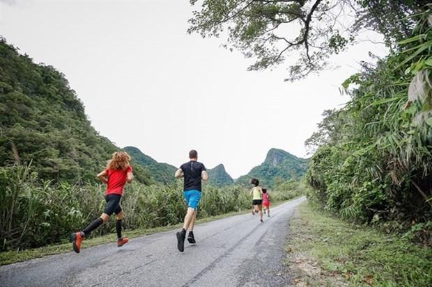 Courir le marathon de Quang Binh et decouvrir le patrimoine mondial du Vietnam hinh anh 1