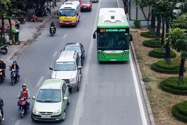 La BM soutient les transports verts de Ho Chi Minh-Ville hinh anh 1