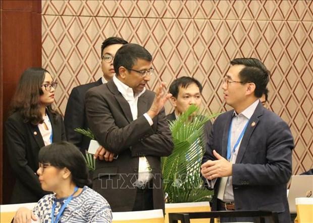 La premiere reunion de SOM ASEAN 2020 a Nha Trang hinh anh 1