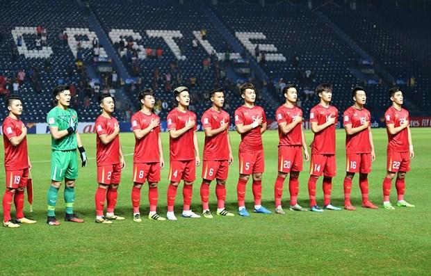 Le Vietnam s'arrete a la finale du Championnat U23 de l'Asie 2020 hinh anh 1
