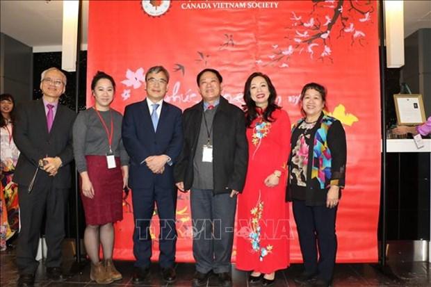 Le Premier ministre canadien salue les contributions de la communaute vietnamienne hinh anh 1
