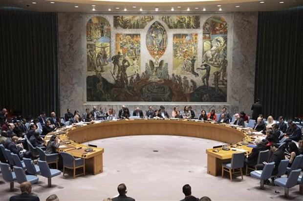 Moyen-Orient : Le CSNU appelle a la retenue et au respect du droit international hinh anh 1