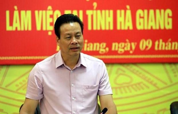 Le Premier ministre signe des decisions de discipliner certains cadres hinh anh 1