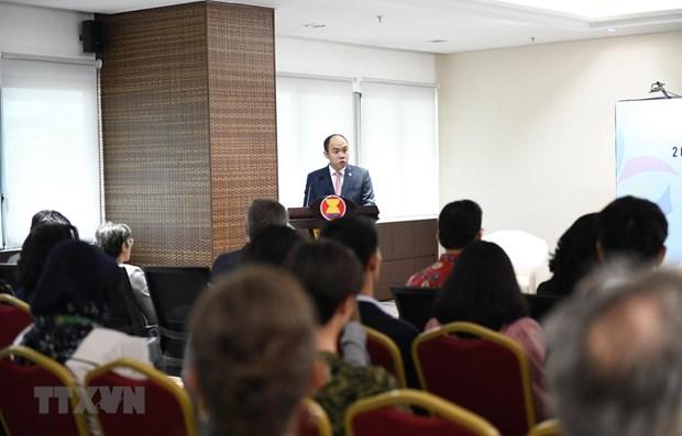 Coup d'envoi de l'Annee de l'identite de l'ASEAN 2020 hinh anh 1
