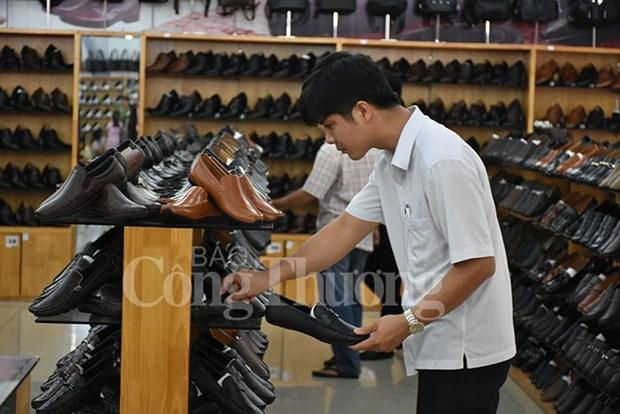 La chaussure vise 24 milliards de dollars a l'exportation en 2020 hinh anh 1