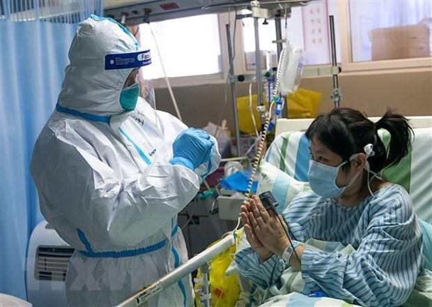 Nouveau coronavirus : le PM adresse un message de sympathie a la Chine hinh anh 1