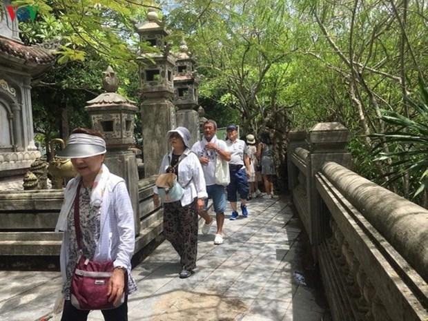 Les destinations touristiques les plus visiteees pendant le Tet 2020 hinh anh 2
