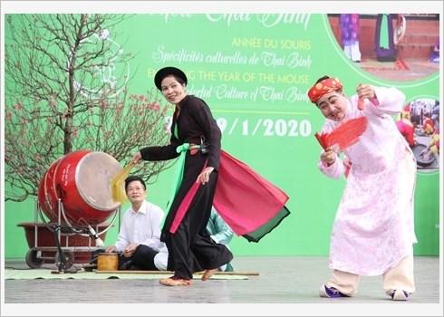 A la decouverte des couleurs culturelles de Thai Binh hinh anh 3
