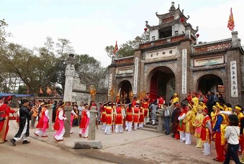 Escapades culturelles printannieres dans la region Kinh Bac hinh anh 3