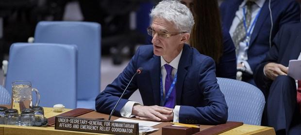 Le Conseil de securite de l'ONU s'inquiete de la situation humanitaire en Syrie hinh anh 1
