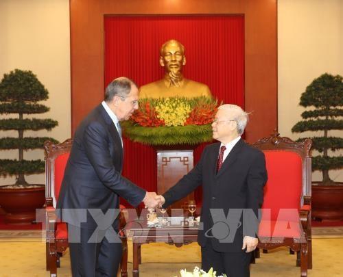 """Entre la Russie et le Vietnam, une """"amitie qui dure depuis des decennies"""" hinh anh 1"""